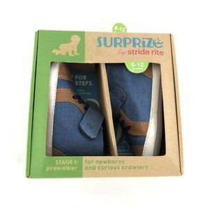 Surprize by Stride Rite Baby Boys Denver High Top